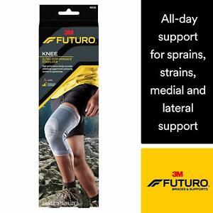 3M Futuro Ultra Performance Stretch Knit Breathable Knee Stabiliser S M L XL NEW