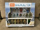 Mega Construx Pro Halo 20th Anniversary Character 5 Pack - In Hand! Don't Wait!