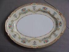 Vintage (1950's) Noritake Platter (12 X 9) In The Chatsworth #5044 Pattern