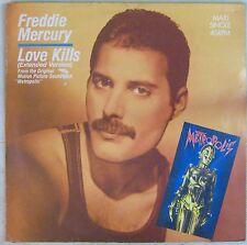 Metropolis Maxi 45 tours Freddie Mercury 1984