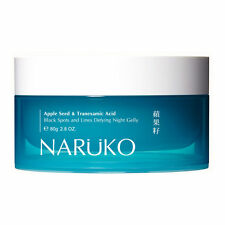 Naruko Apple Seed & Tranexamic Acid Black Spots & Lines Defying Night Gelly 80g