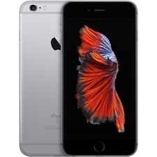 Apple iPhone 6S 32 GB Black Nero Grado A/B (Ricondizionato Rigenerato)