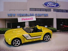 2016 MBX EXOTIC Design FORD SHELBY COBRA CONCEPT∞yellow∞New Loose MATCHBOX