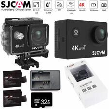 16MP 1080P 4K SJCAM SJ4000 AIR WIFI Sports DV Action Camera Waterproof DVR +32GB