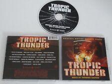 TROPIC THUNDER/SOUNDTRACK/THEODORE SHAPIRO(LAKESHORE 780163402421) CD ALBUM