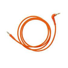 AIAIAI TMA-2 Replacement Cable - Woven Neon Orange