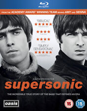 Oasis - Supersonic Blu-ray Noel Liam Gallagher