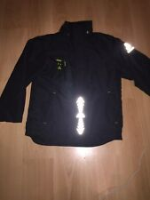 Boys Black Le Coq Sportif Coat - MB - Used but good condition
