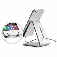 Aluminum Desktop Phone Tablet Stand Holder Mount for iPad Air 2/3/4 Mini iPhone