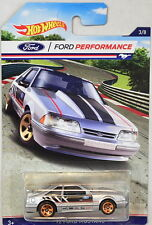 HOT WHEELS FORD PERFORMANCE MUSTANG 2016 '92 FORD MUSTANG #3/8