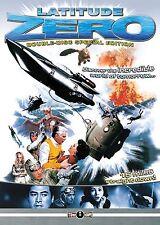 Latitude Zero Double Disc Special Edition Tokyo Shock (DVD 2007) Toho Scope