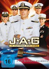 6 DVDs * JAG - IM AUFTRAG DER EHRE ~ STAFFEL / SEASON 6 # NEU OVP +