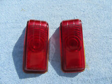 1946 1947 1948 DeSoto Right & Left Tail Lights