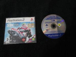 PS2 : SBK 08 - ITA ! Solo disco ! Versione Promo! CONSEGNA IN 24/48H