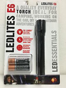 LED Lenser Ledlites E 6 (Blister)