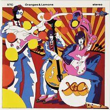 XTC - ORANGES & LEMONS - CD - VGC - 15 tracks / 61 minutes Mayor of Simpleton