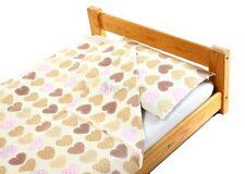 2 Pcs Baby Nursery Bedding Set DUVET COVER+PILLOW CASE 150x120cm fit Toddler Bed