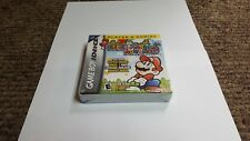 Super Mario Advance (Nintendo Game Boy Advance, 2001)