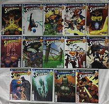 New ListingLot of 14 Dc Comics - Rebirth Superman - Nm Condition!