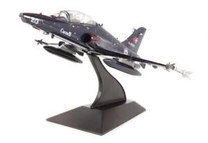 MIB Out Of Production Falcon Models 1:72 Die Cast RCAF BAe Hawk CT115 FA727003