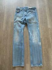 Lee Jeanshose Riders Sanforized 1966 Replica Herren Größe 32/36 Jeansblau