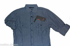 Ben Sherman Long Sleeve Striped Casual Shirts for Men