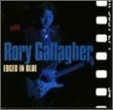 Rory Gallagher Edged in blue (1992) [CD]