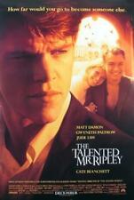 "The Talented Mr. Ripley Original Movie Poster 27"" x 40"" Damon-Paltrow P100235"