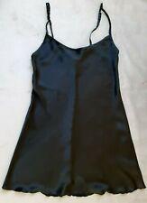 NEW Intimissimi Sexy Silk Babydoll Black M