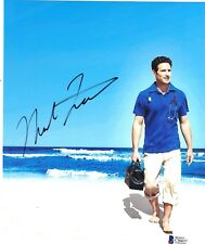 MARK FEUERSTEIN SIGNED 8X10 COLOR PHOTO ROYAL PAINS AUTOGRAPH  BECKETT