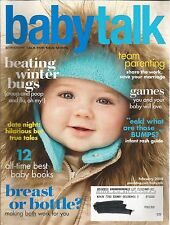 Babytalk February 2008 Breast or Bottle/Beat Winter Bugs/Date Nite Tales/Games