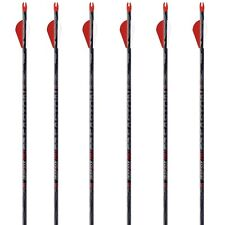 Easton Arrow FMJ Deep Six Carbon Core 6pk 330 Spine 123317 #23317