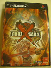 *BRAND NEW* GUILTY GEAR X PLUS  (Sony PlayStation 2, 2001) JAPANESE IMPORT
