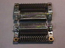 10 AMP HD-20 RA Posted PCB D-SUB Connectors