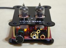 Little Bear BK 6J1 HiFi tube valve Preamp Preamplifier amplifier 110V/240V UK