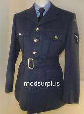 "1940s style RAF SAC  SENIOR AIRCRAFT NO1 SERVICE DRESS UNIFORM JACKET TUNIC 39"""
