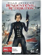 Resident Evil - Retribution (DVD, 2013)
