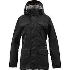 Burton Skylar Gore-Tex Snowboard Jacket (M) True Black