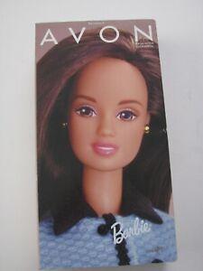 Avon Representative Barbie, NRFB, 1998, #22204