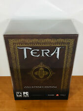 TERA: Collector's Edition (PC, Founder status) Rare! New Sealed. Mint