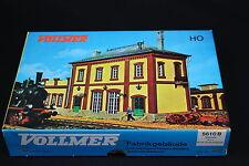 W271 VOLLMER Train Ho Maquette 5610B Batiment industriel diorama fabrikgebäude