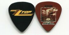 ZZ TOP Novelty Guitar Pick!!! DEGUELLO  Billy Gibbons, Dusty Hill, Frank Beard