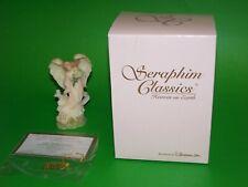 Seraphim Classics Heaven on Earth Faith The Easter Angel #81660 Nib 2002