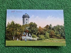 Bo136 AK PK Ansichtskarte Postkarte Gera Ferberturm