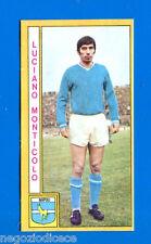 # CALCIATORI PANINI 1969-70 - Figurina-Sticker - MONTICOLO - NAPOLI -Rec