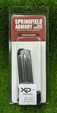 Springfield Armory, Stainless Steel 9mm 10 Rd, Sub-Compact Magazine - XD0923BS