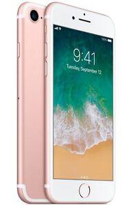 Apple iPhone 7 - 32GB 128GB 256GB - Unlocked Smartphone