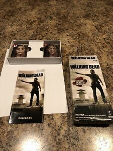 The Walking Dead Card Game , 2-10 Players, Ages 15+.  Can You Survive?