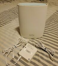 Netgear Orbi RBR50 AC3000 Tri-Band Mesh Wi-Fi Router Only ~ Great Condition!