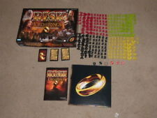 LOTR LORD OF THE RINGS MIDDLE-EARTH CONQUEST RISK BOARD GAME PARKER BROTHERS
